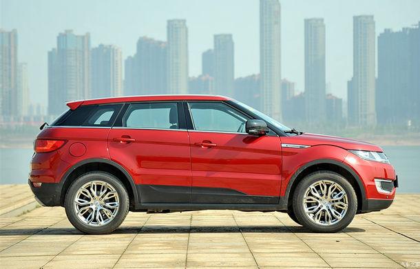 """Land Rover renunţă la războiul contra clonelor chinezeşti: """"Acolo nu există legi"""" - Poza 5"""