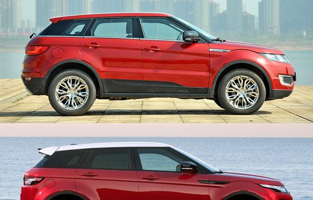 """Land Rover renunţă la războiul contra clonelor chinezeşti: """"Acolo nu există legi"""" - Poza 8"""