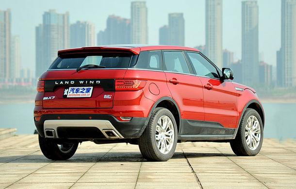 """Land Rover renunţă la războiul contra clonelor chinezeşti: """"Acolo nu există legi"""" - Poza 2"""