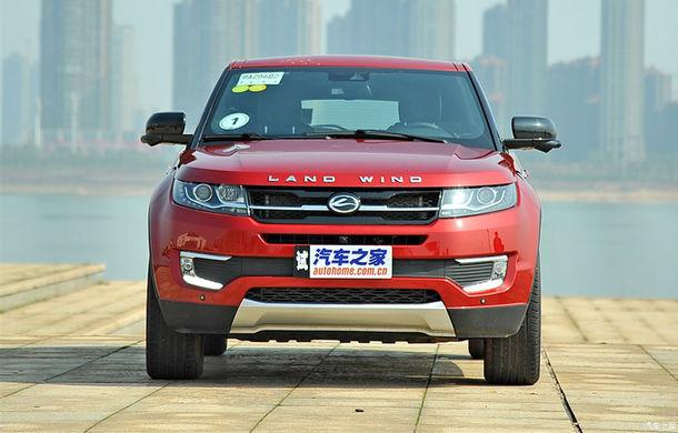 """Land Rover renunţă la războiul contra clonelor chinezeşti: """"Acolo nu există legi"""" - Poza 7"""