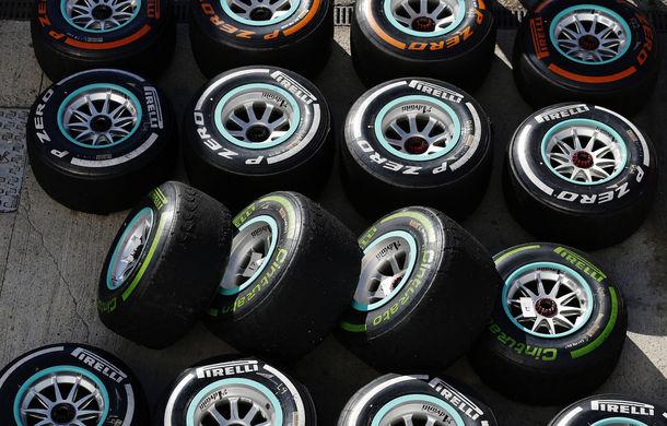 Pirelli a anunţat pneurile pe care le va furniza în următoarele patru curse - Poza 1