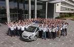 General Motors atinge 500 de milioane de maşini produse şi anunţă noua generaţie Opel Astra în finalul lui 2015
