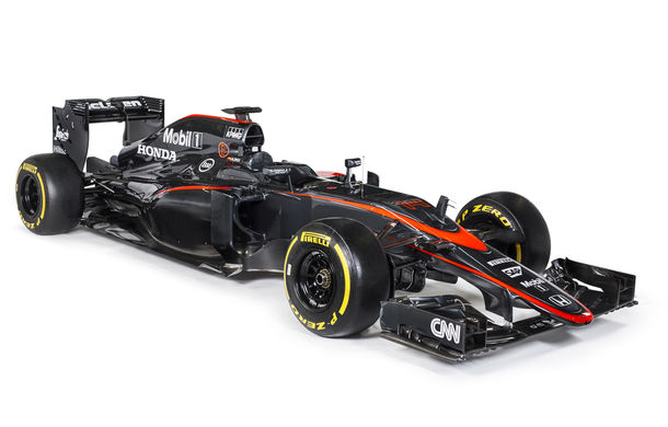 Galerie foto: McLaren prezintă noile culori ale monopostului - Poza 1