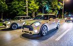 MINI Taxi a transportat peste 500 de pasageri la Noaptea Muzeelor 2015