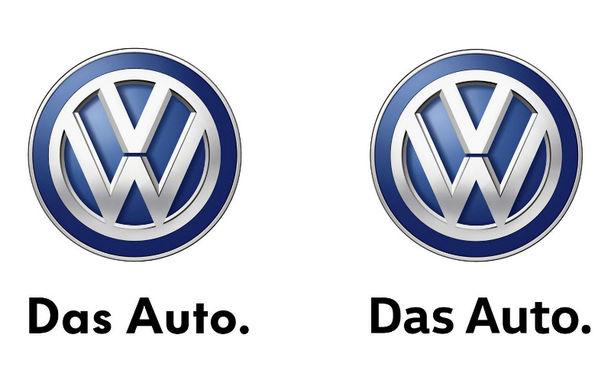 Schimbare de look la Volkswagen: germanii modifică fontul din siglă - Poza 1