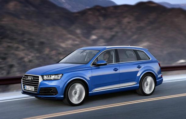 Audi SQ7, rivalul actualului BMW X5 M50d, este aşteptat în toamnă - Poza 1