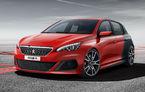Peugeot confirmă noul 308 GTI: 270 CP, prezentare la sfârşitul lunii iunie