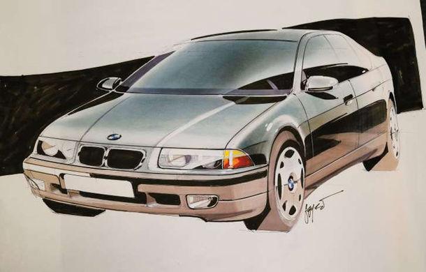 Maşinile care au schimbat istoria BMW, faţă în faţă cu designerul-şef al mărcii - Poza 4