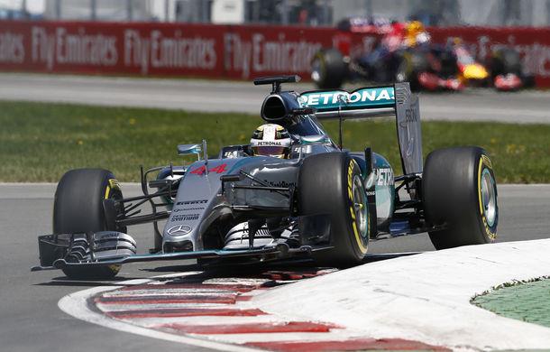 Hamilton a câştigat la Montreal în faţa lui Rosberg. Raikkonen a ratat podiumul în favoarea lui Bottas - Poza 1