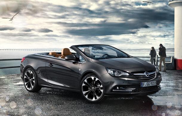 Opel cascada prime te un nou motor diesel 2 0 litri 170 for Motor para cascada