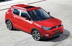 Prețuri Ssangyong Tivoli în România: SUV-ul de clasă mică al coreenilor pleacă de la 15.400 de euro