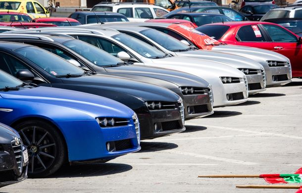 Alfa Fest, întrunirea anuală a pasionaților mărcii italiene, a adunat 100 de mașini pe Transfăgărșan - Poza 4