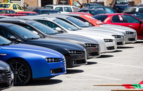 Alfa Fest, întrunirea anuală a pasionaților mărcii italiene, a adunat 100 de mașini pe Transfăgărșan - Poza 12