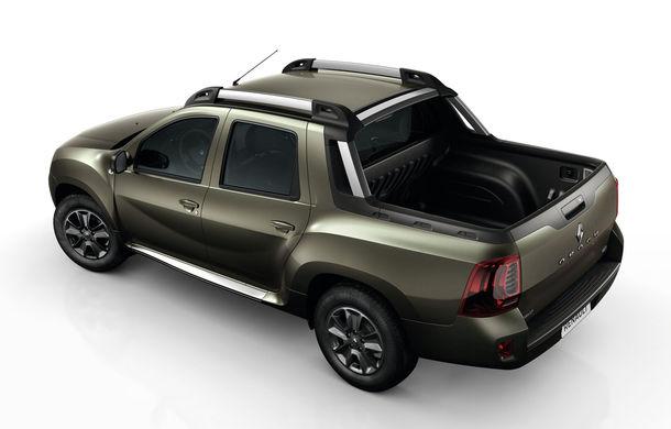 Duster Oroch: primul pick-up Duster se prezintă - Poza 5