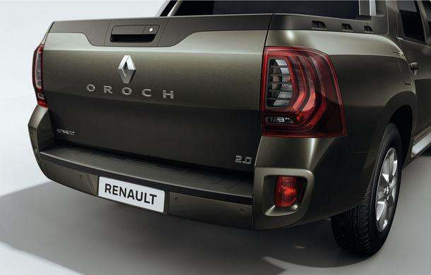 Duster Oroch: primul pick-up Duster se prezintă - Poza 3