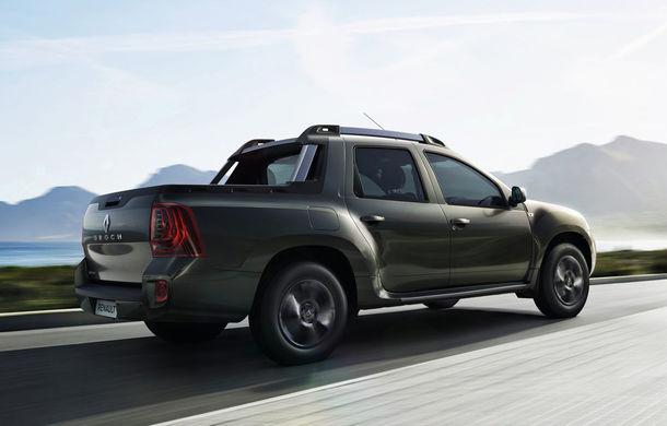 Duster Oroch: primul pick-up Duster se prezintă - Poza 2