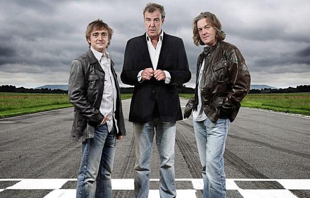 Jeremy Clarkson, James May și Richard Hammond vor lansa o nouă emisiune auto în 2016 - Poza 1