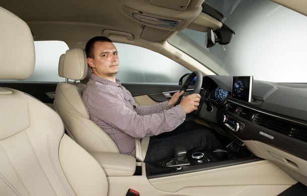 TOP SECRET: Întâlnire față în față cu noul Audi A4 înainte de lansarea oficială - Poza 1