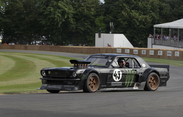 REPORTAJ: Goodwood Festival of Speed în doză concentrată - Poza 32