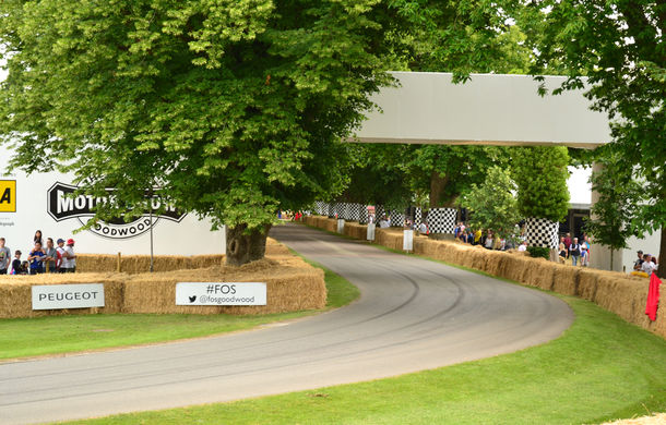 REPORTAJ: Goodwood Festival of Speed în doză concentrată - Poza 36