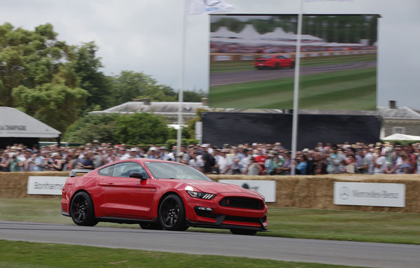 REPORTAJ: Goodwood Festival of Speed în doză concentrată - Poza 15