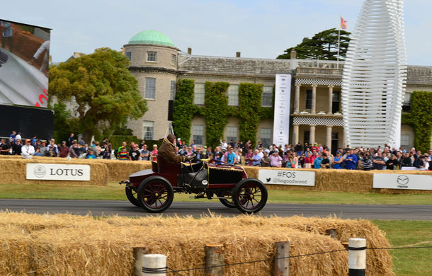 REPORTAJ: Goodwood Festival of Speed în doză concentrată - Poza 47
