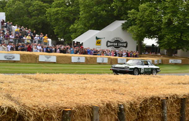 REPORTAJ: Goodwood Festival of Speed în doză concentrată - Poza 42