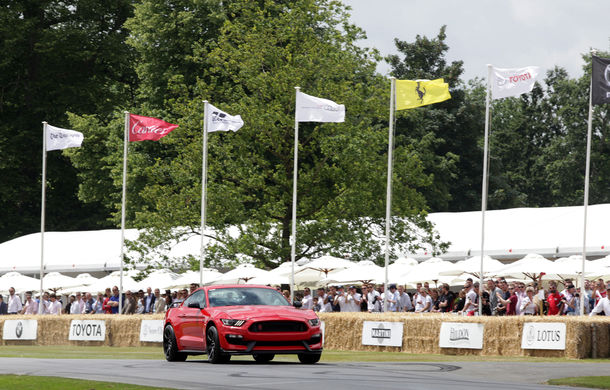 REPORTAJ: Goodwood Festival of Speed în doză concentrată - Poza 14