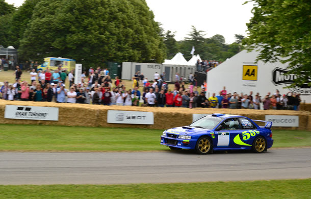 REPORTAJ: Goodwood Festival of Speed în doză concentrată - Poza 41