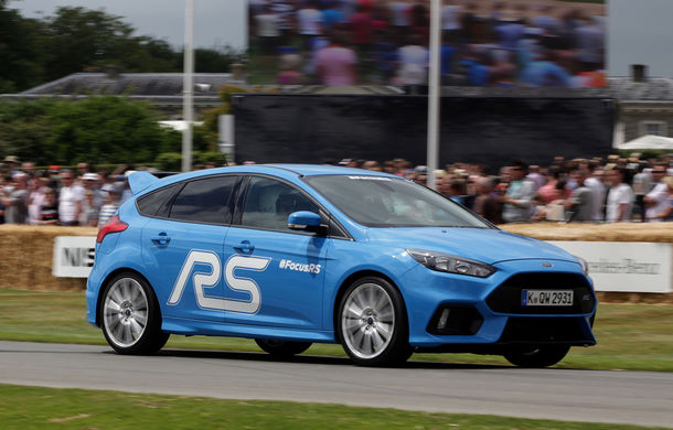REPORTAJ: Goodwood Festival of Speed în doză concentrată - Poza 19