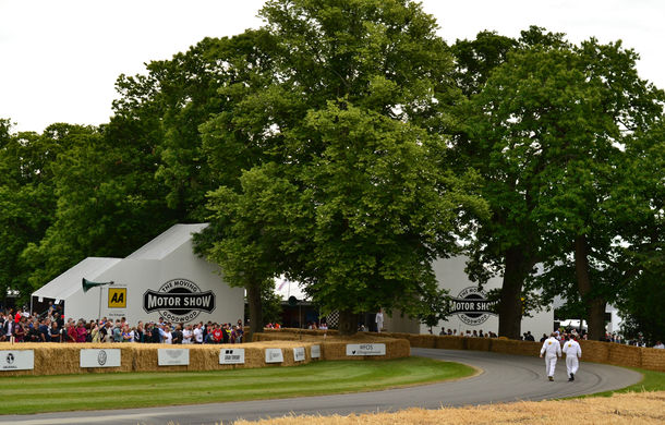 REPORTAJ: Goodwood Festival of Speed în doză concentrată - Poza 35