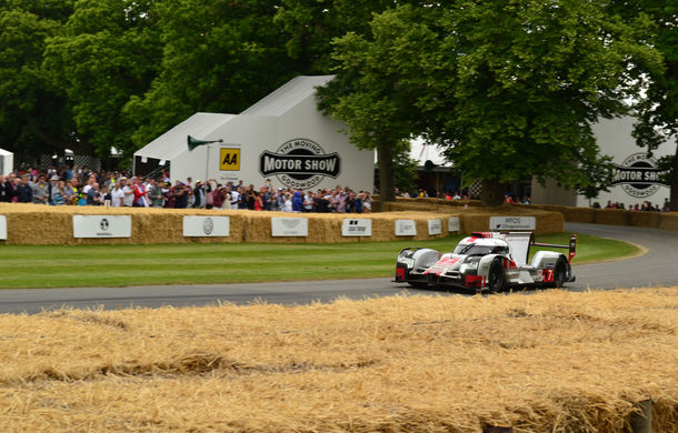 REPORTAJ: Goodwood Festival of Speed în doză concentrată - Poza 50