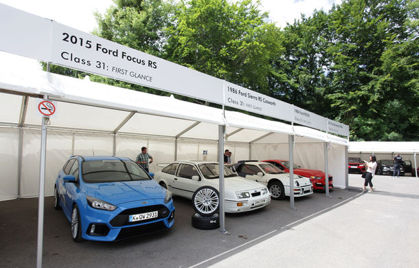 REPORTAJ: Goodwood Festival of Speed în doză concentrată - Poza 13