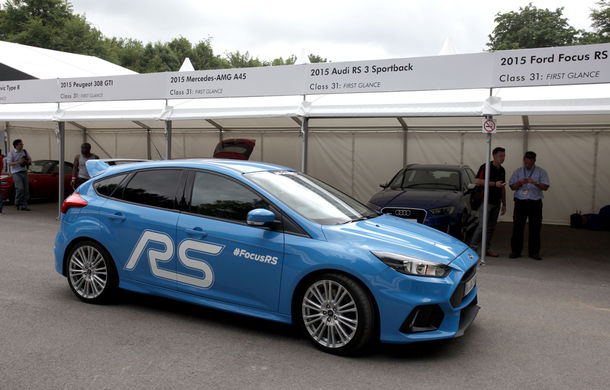 REPORTAJ: Goodwood Festival of Speed în doză concentrată - Poza 22