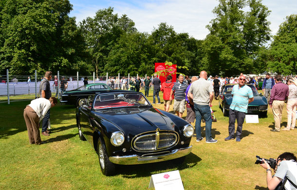 REPORTAJ: Goodwood Festival of Speed în doză concentrată - Poza 64