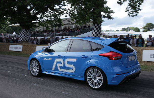 REPORTAJ: Goodwood Festival of Speed în doză concentrată - Poza 34