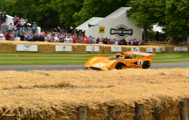 REPORTAJ: Goodwood Festival of Speed în doză concentrată - Poza 67