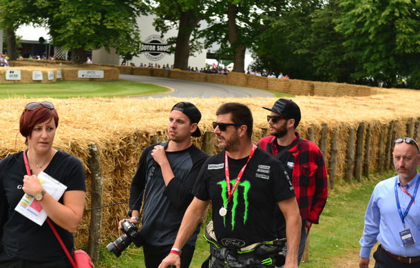 REPORTAJ: Goodwood Festival of Speed în doză concentrată - Poza 65