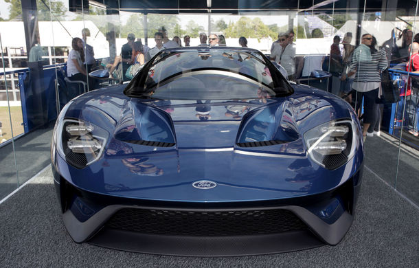 REPORTAJ: Goodwood Festival of Speed în doză concentrată - Poza 6