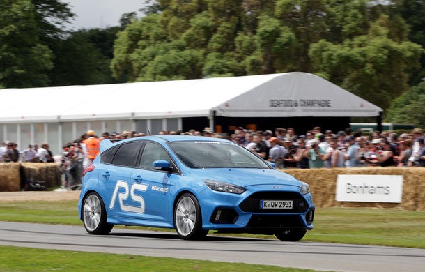 REPORTAJ: Goodwood Festival of Speed în doză concentrată - Poza 18