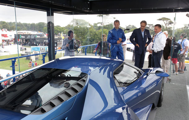 REPORTAJ: Goodwood Festival of Speed în doză concentrată - Poza 31