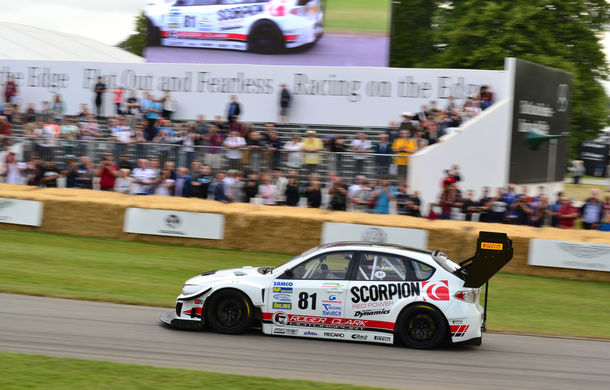 REPORTAJ: Goodwood Festival of Speed în doză concentrată - Poza 40