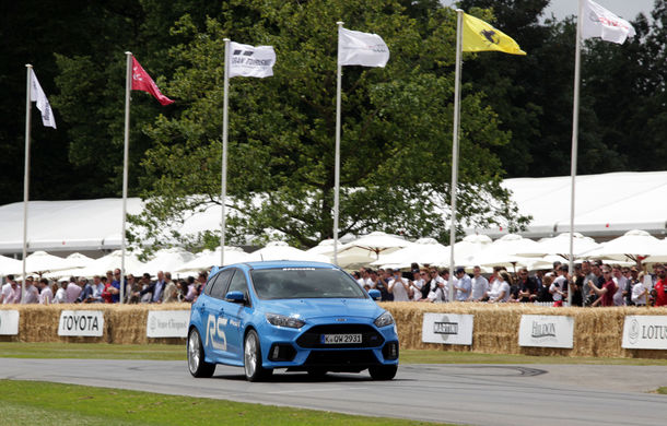 REPORTAJ: Goodwood Festival of Speed în doză concentrată - Poza 17