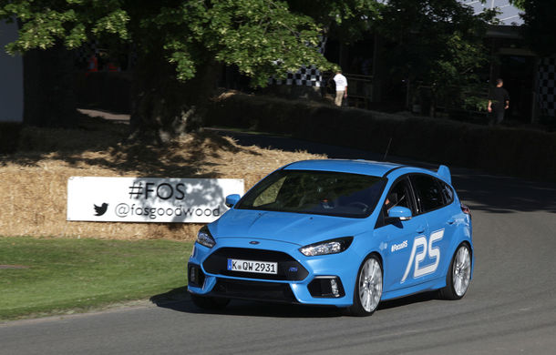 REPORTAJ: Goodwood Festival of Speed în doză concentrată - Poza 7