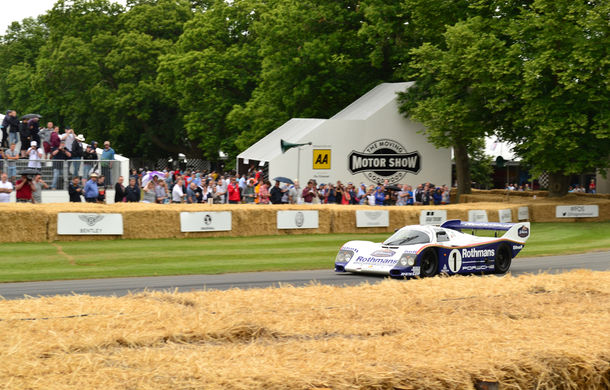 REPORTAJ: Goodwood Festival of Speed în doză concentrată - Poza 66