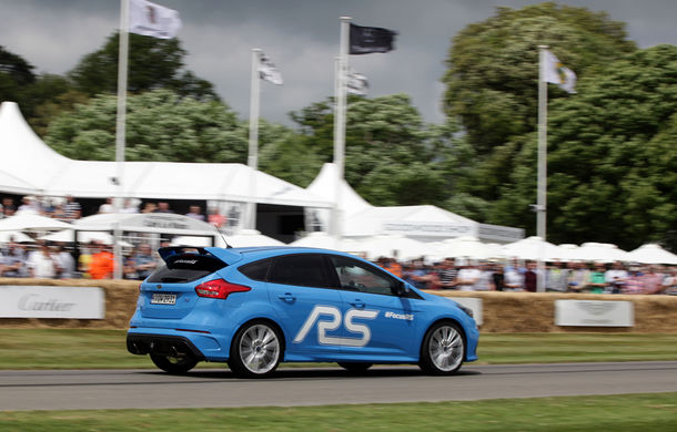 REPORTAJ: Goodwood Festival of Speed în doză concentrată - Poza 20