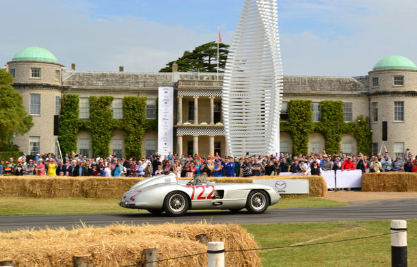 REPORTAJ: Goodwood Festival of Speed în doză concentrată - Poza 48