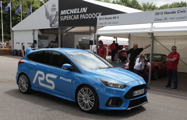 REPORTAJ: Goodwood Festival of Speed în doză concentrată - Poza 21