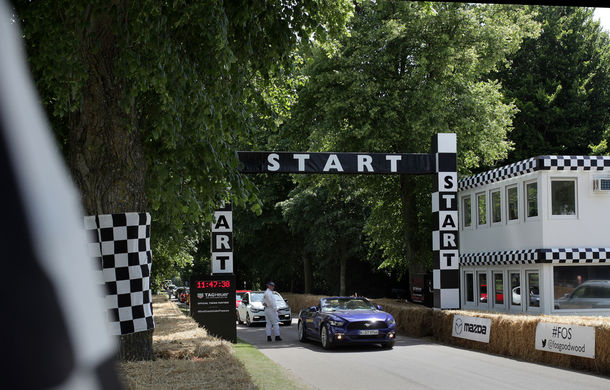 REPORTAJ: Goodwood Festival of Speed în doză concentrată - Poza 2