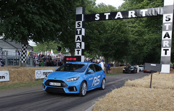 REPORTAJ: Goodwood Festival of Speed în doză concentrată - Poza 1